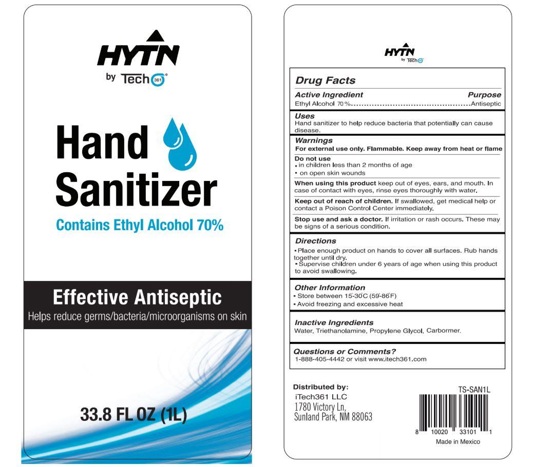 HYTN Hand Sanitizer 1 L