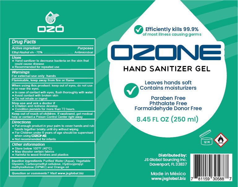 label 250 ml