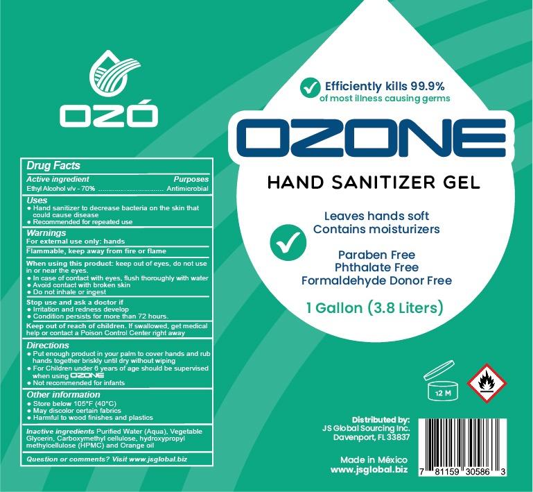 label 3800 ml