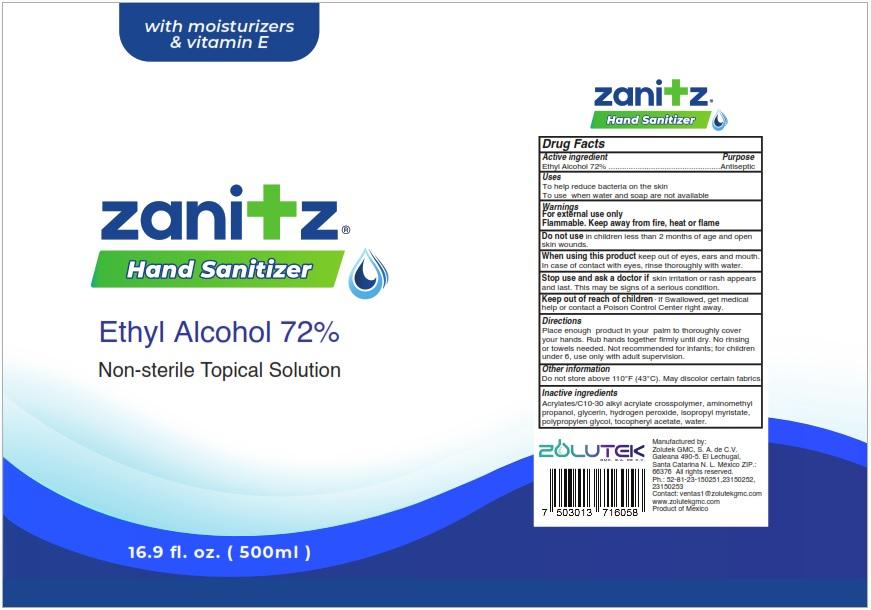 Zanitz