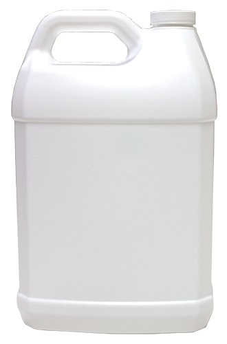 1 Gallon plastic bottle (3780 mL)