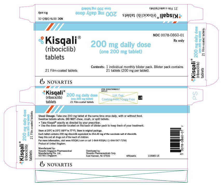 PRINCIPAL DISPLAY PANEL – PACKAGE LABEL – 200 mg daily dose