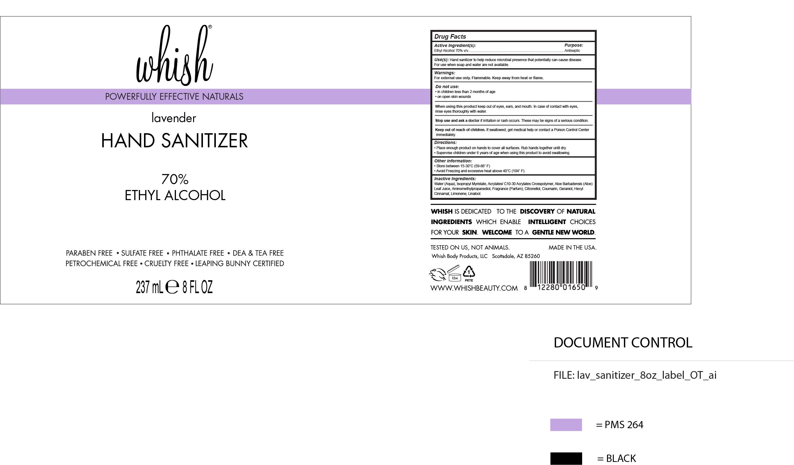 237mL Label