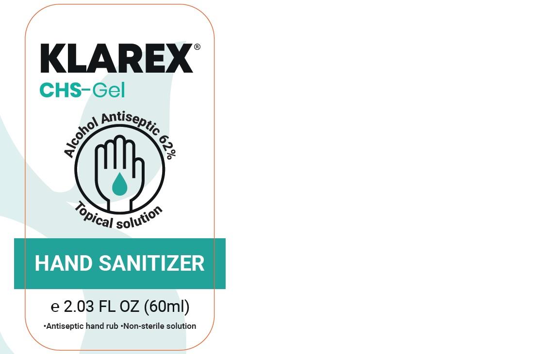 Klarex CHS-Gel