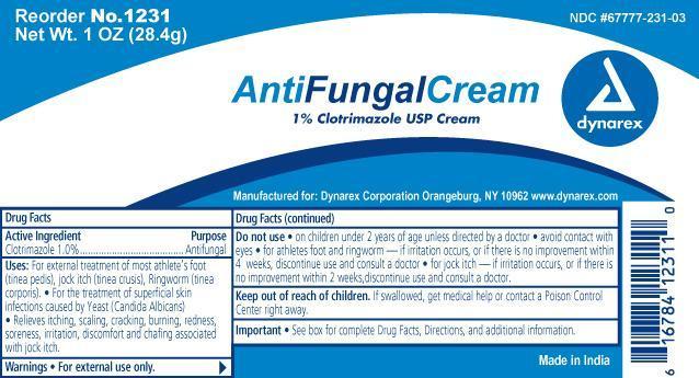 Dynarex Antifungal