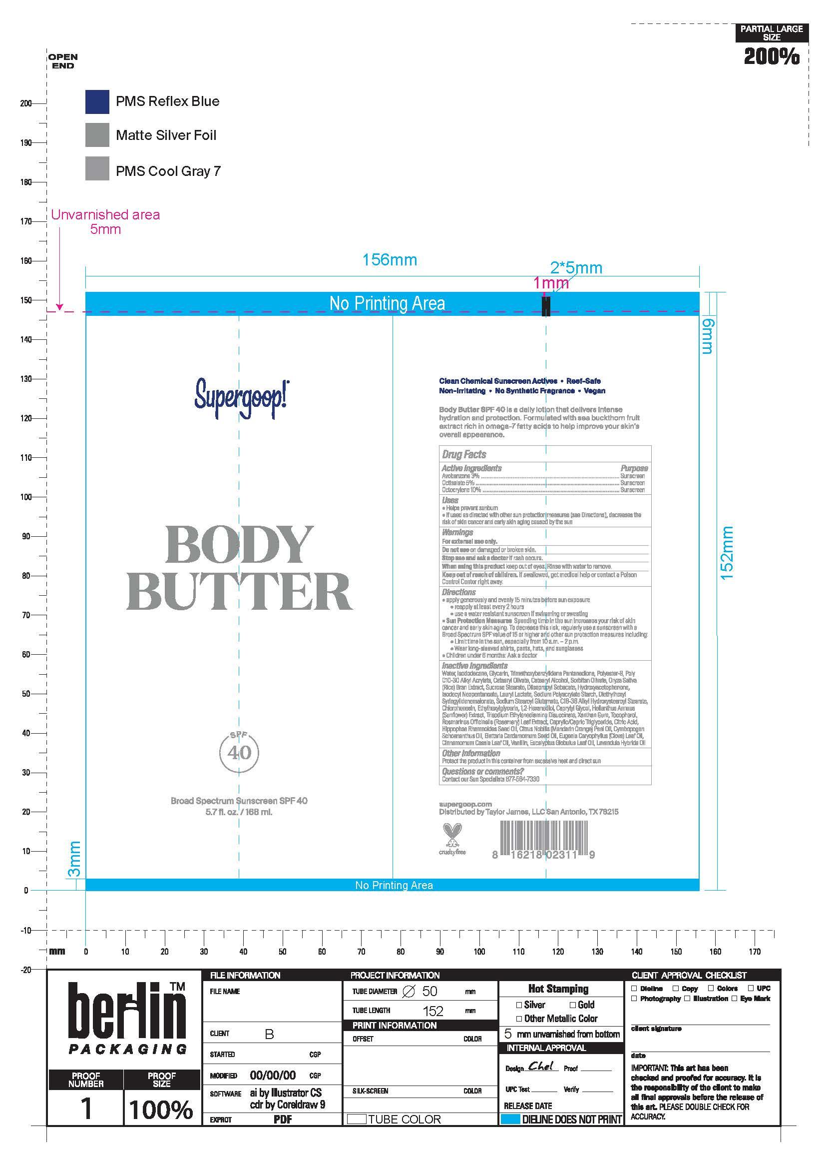 Body Butter 5.7