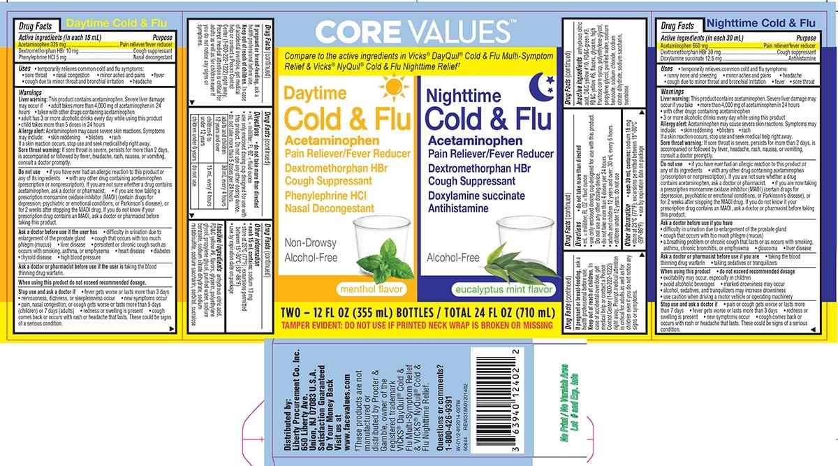Core Values 44-012014
