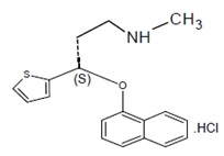 duloxetinedrstructure