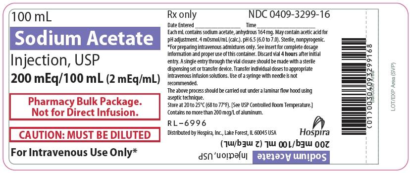 PRINCIPAL DISPLAY PANEL - 100 mL Vial Label