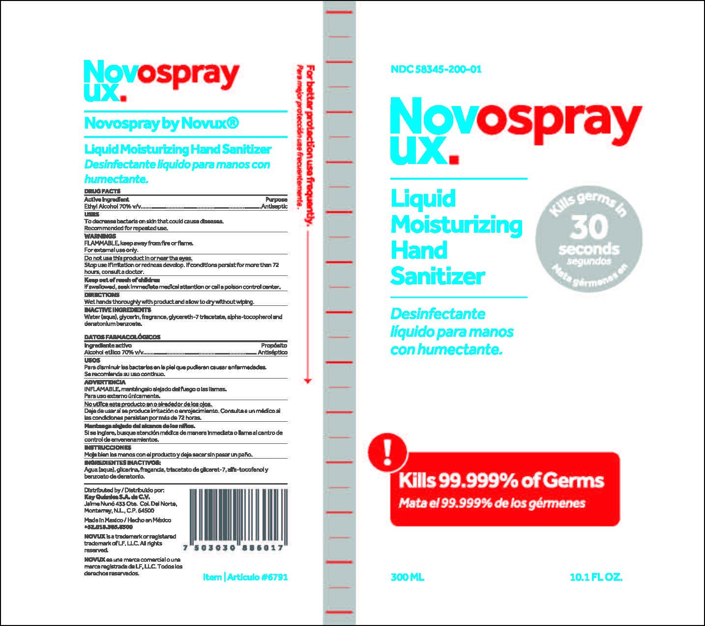 Novospray