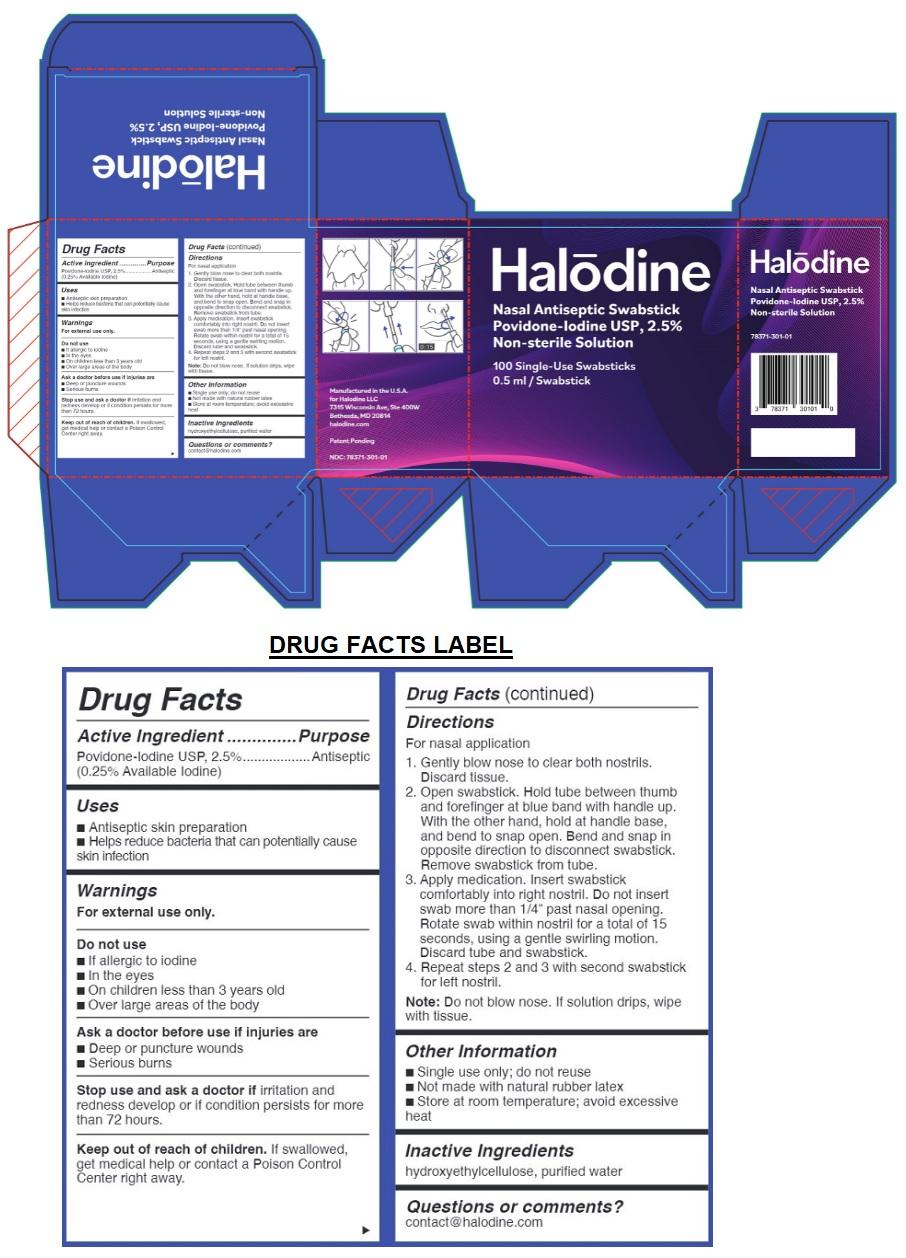 Halodine 301-01