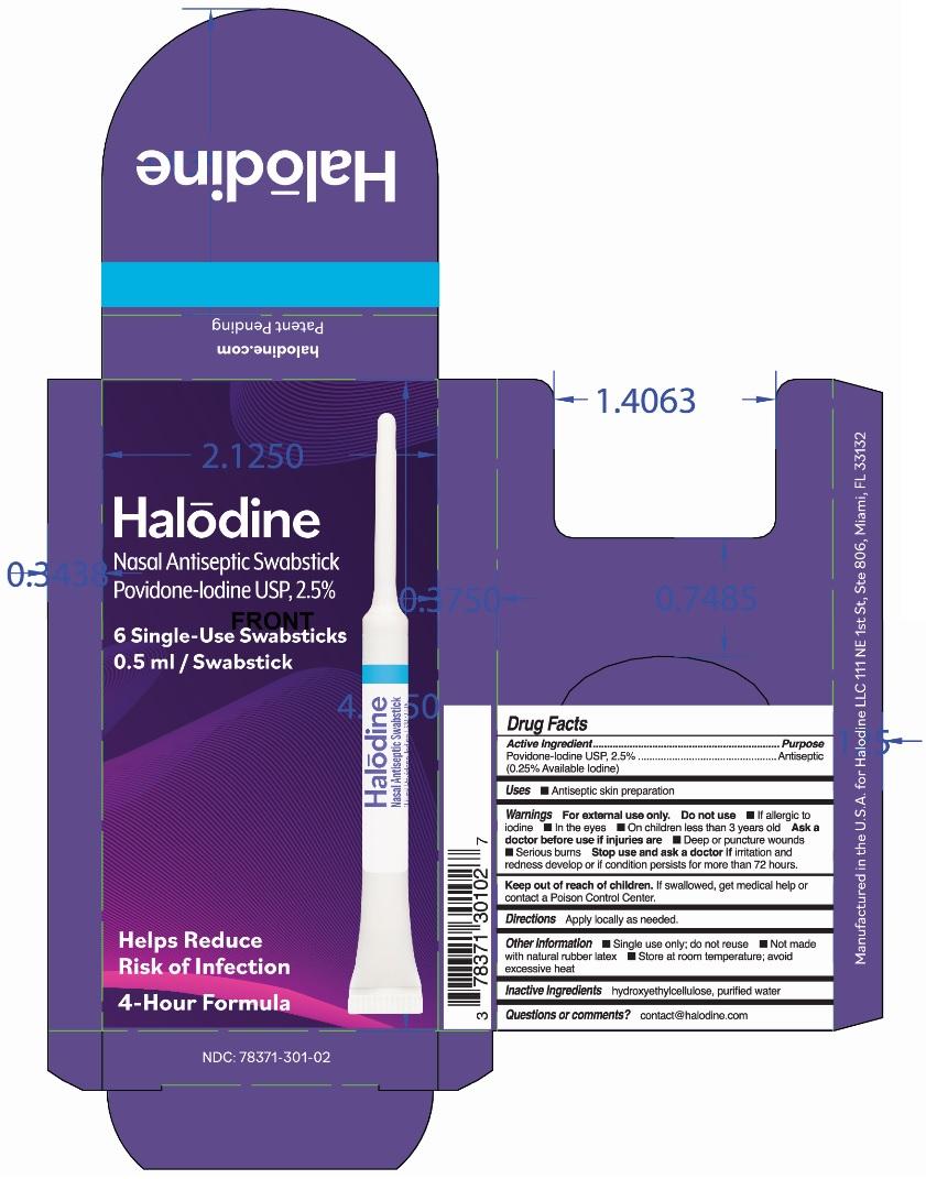 Halodine 301-02
