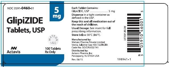 Glipizide Tablets 5 mg