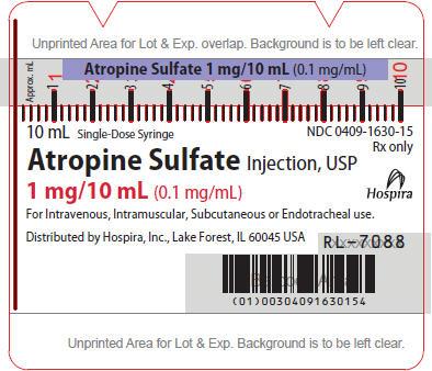 PRINCIPAL DISPLAY PANEL - 10 mL Syringe Label