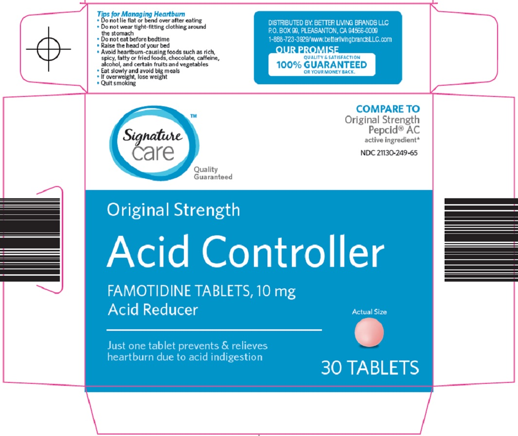 Signature Care Acid Controller Image 1