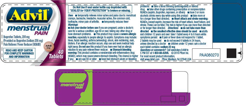 PRINCIPAL DISPLAY PANEL - 40 Tablet Bottle Label