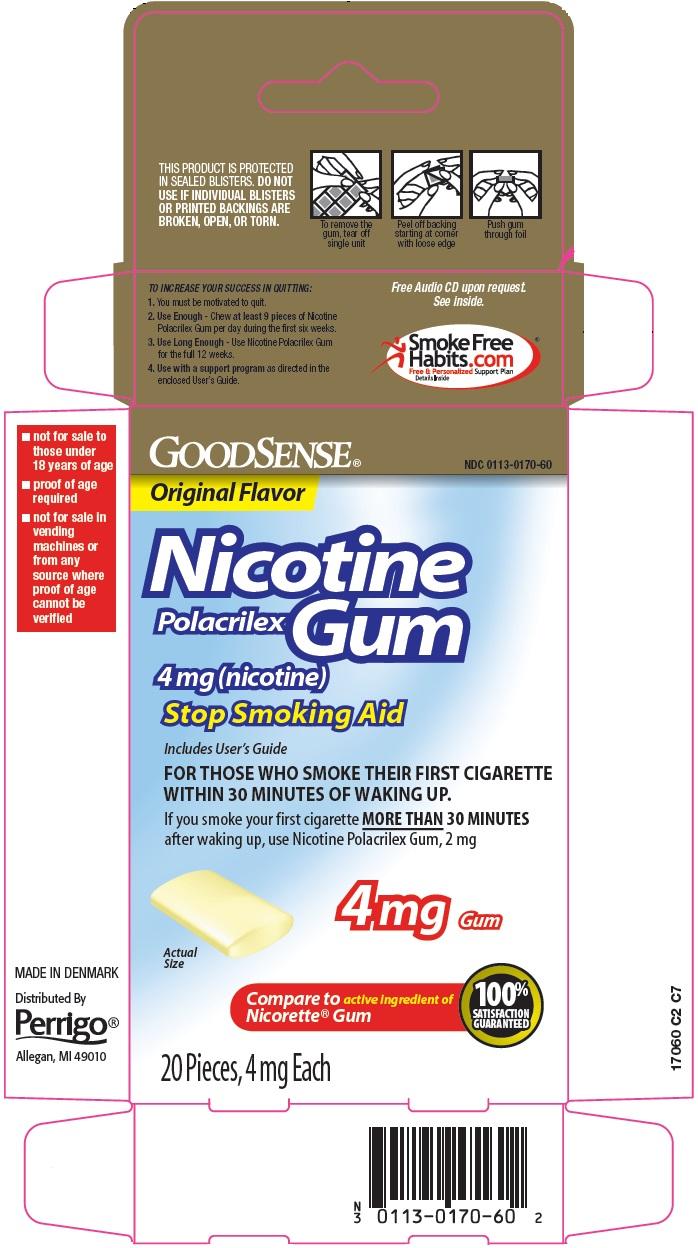 nicotine polacrilex gum image 1