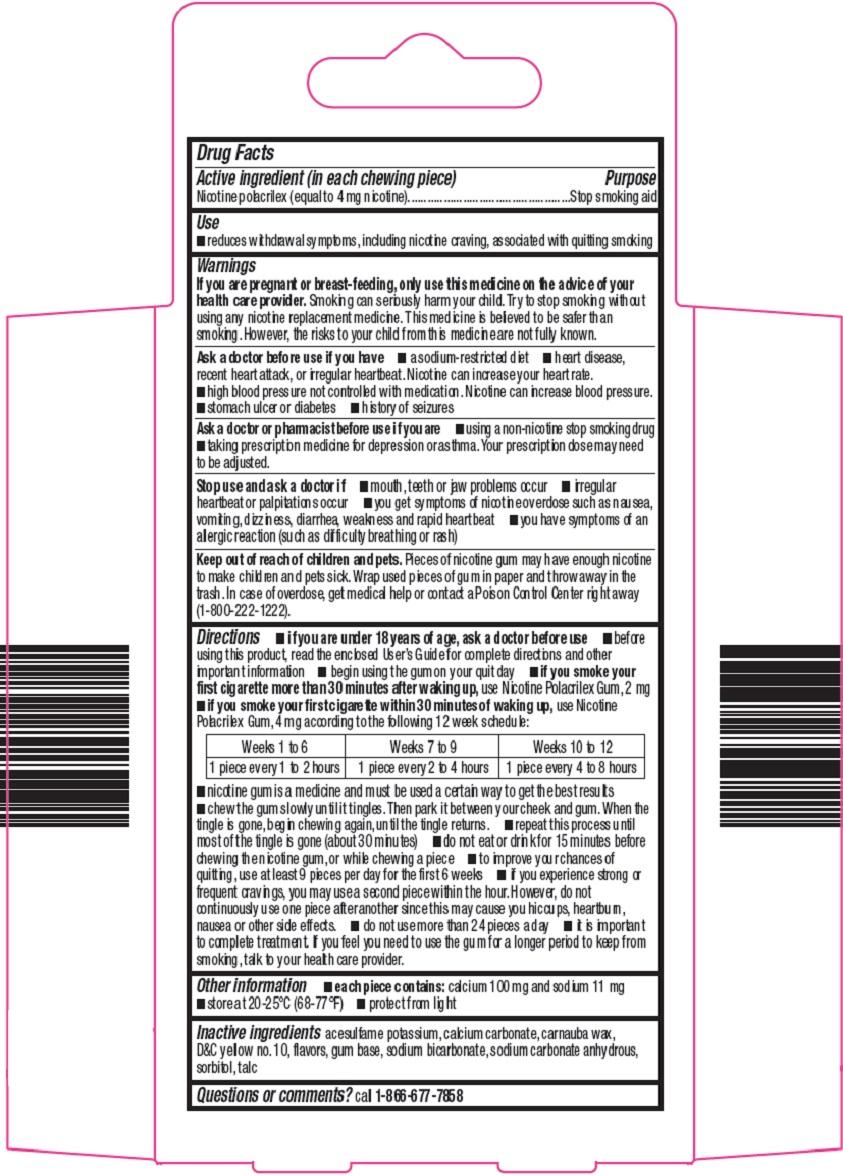 nicotine polacrilex gum image 2