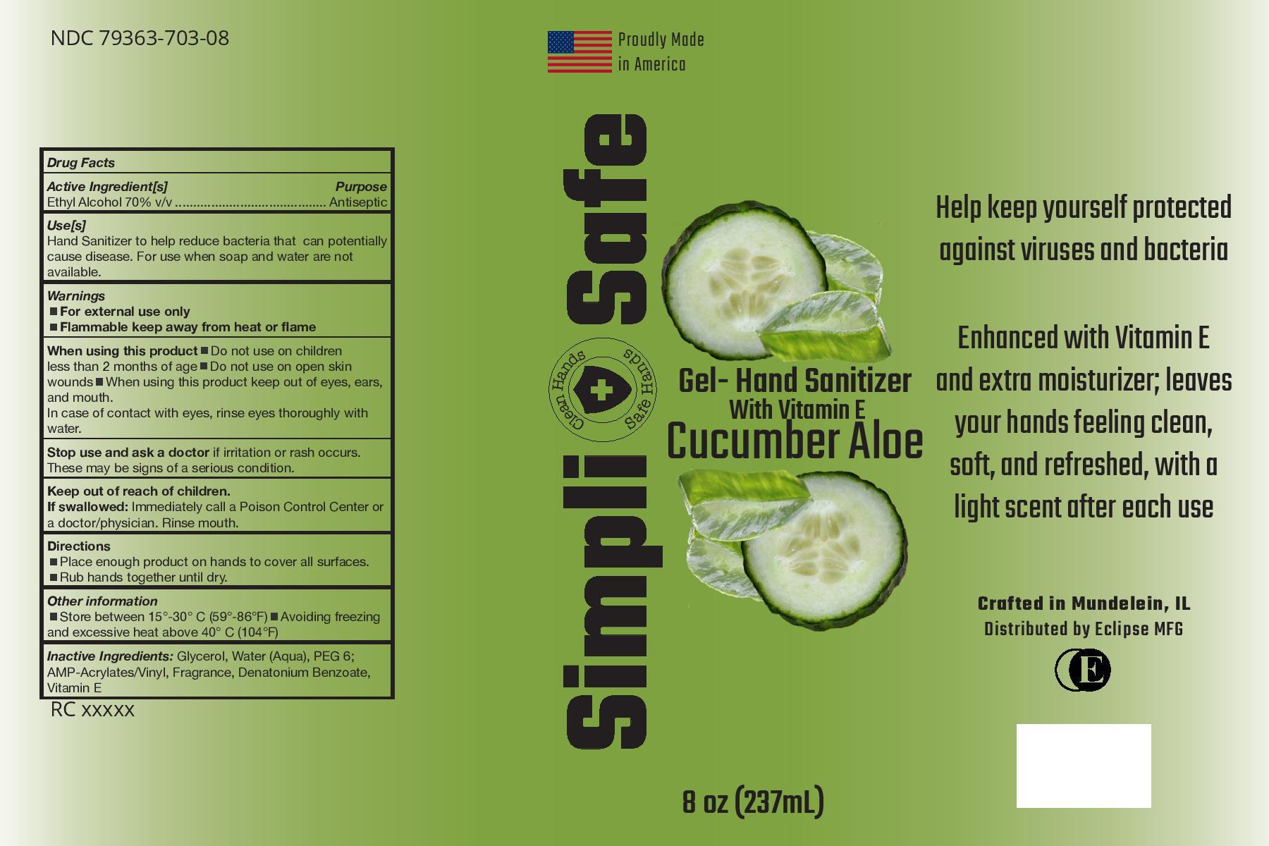Simpli_Safe_Cucumber Aloe with Vit E 8oz