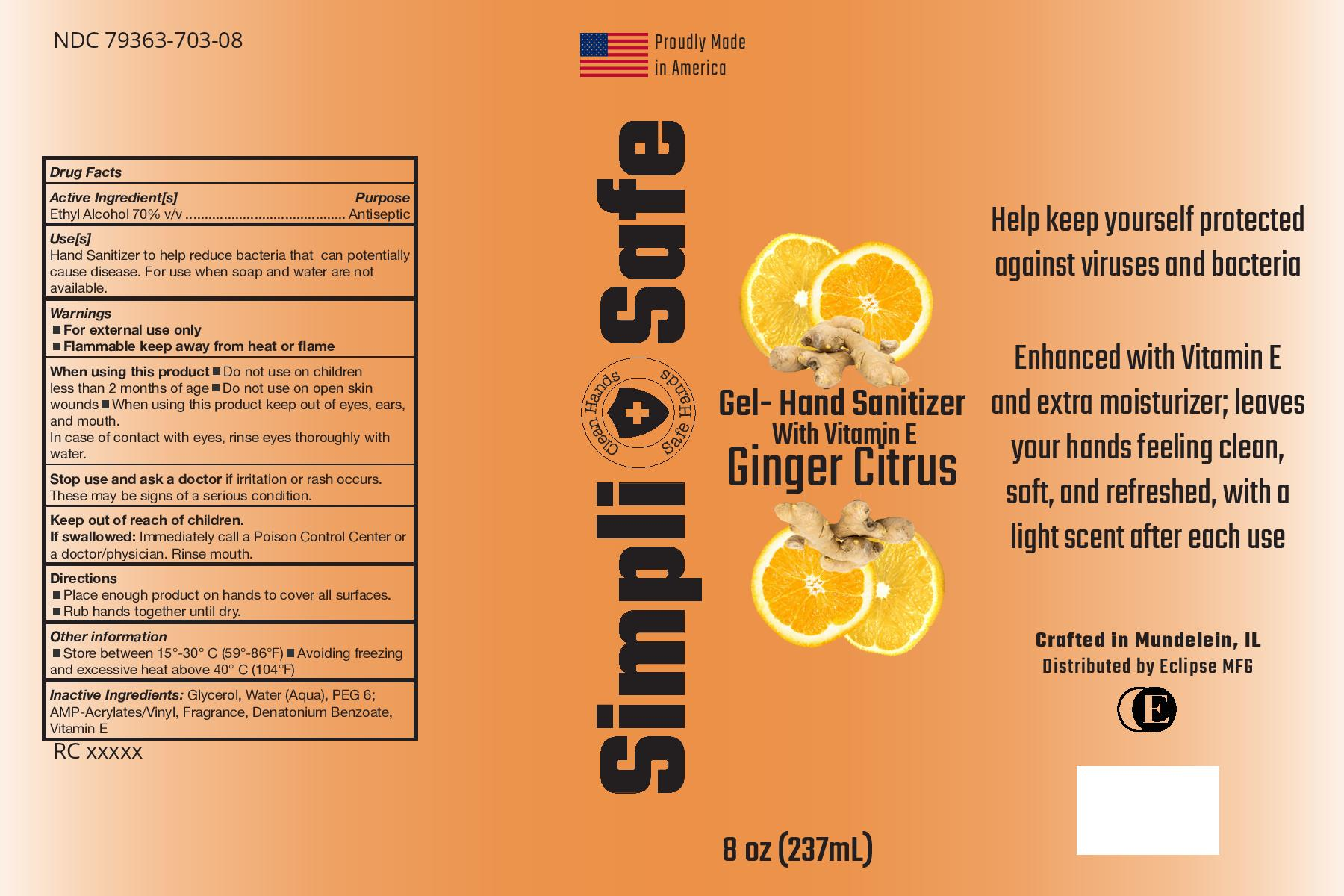 Simpli_Safe_Ginger Citrus with Vit E 8oz