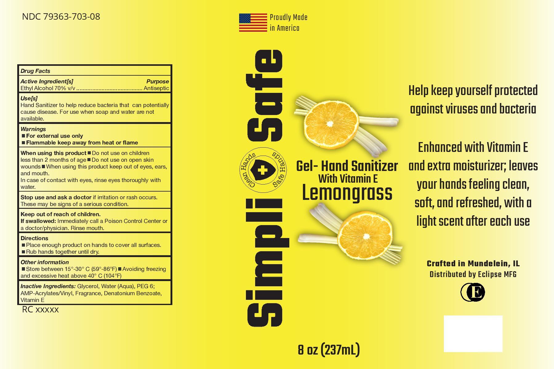 Simpli_Safe_Lemongrass with Vit E 8oz