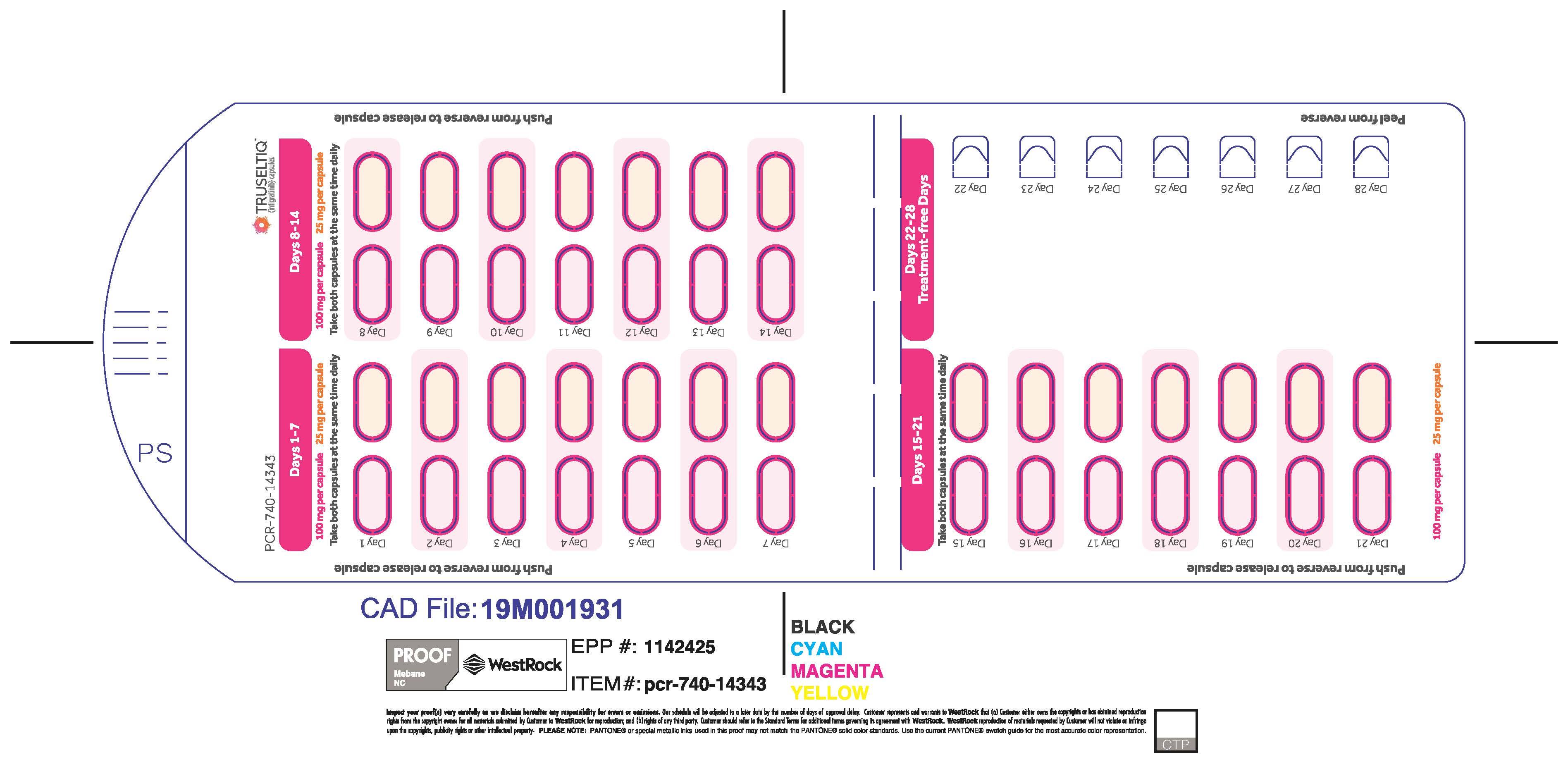 125 mg Back Card