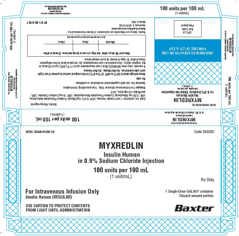 Representative Carton Label 0338-0126-12