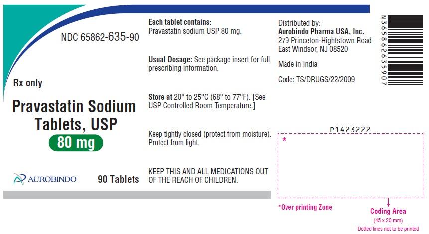 PACKAGE LABEL-PRINCIPAL DISPLAY PANEL - 80 mg (90 Tablets Bottle)