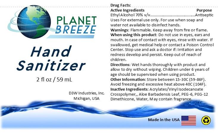 2 oz label