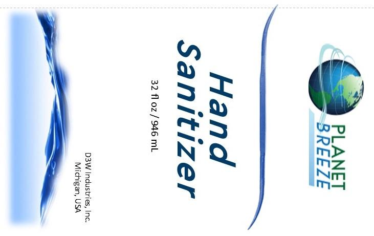 32 oz label