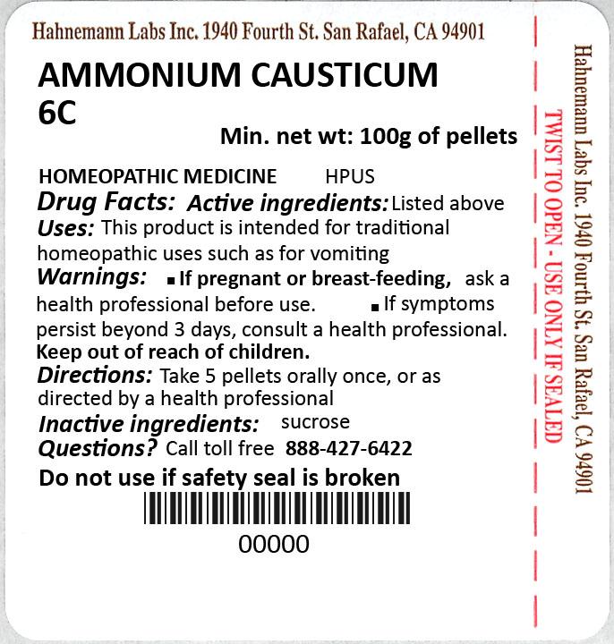Ammonium Causticum 6C 100g