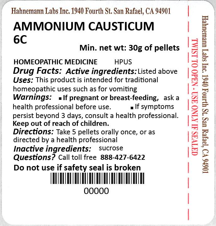 Ammonium Causticum 6C 30g