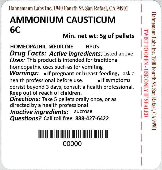 Ammonium Causticum 6C 5g