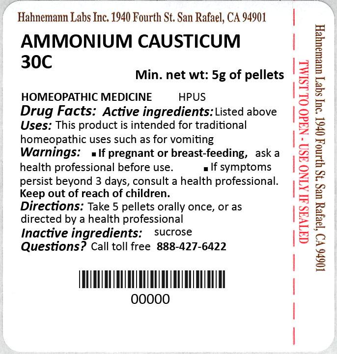 Ammonium Causticum 30C 5g