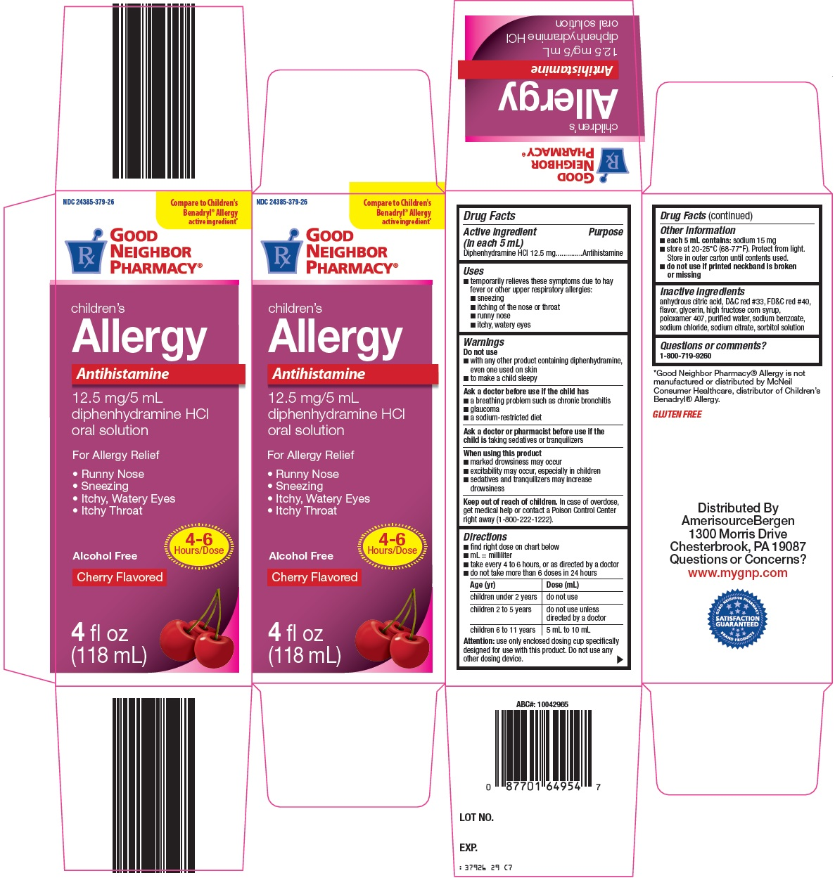 Good Neighbor Pharmacy Children's Allergy