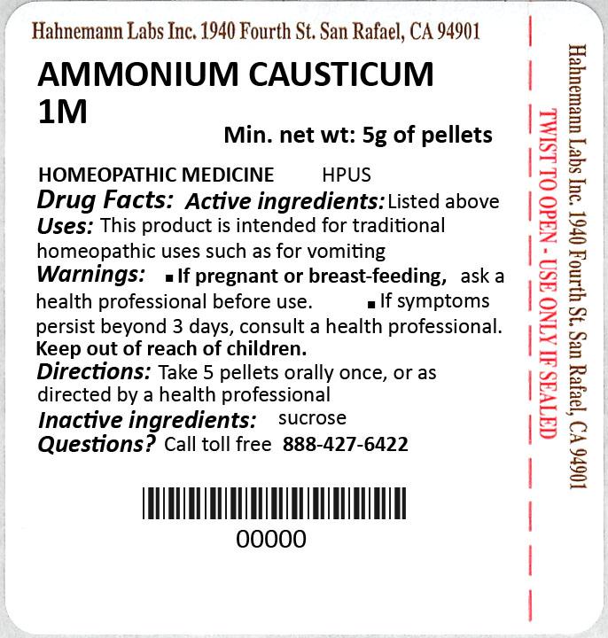 Ammonium Causticum 1M 1g 5g