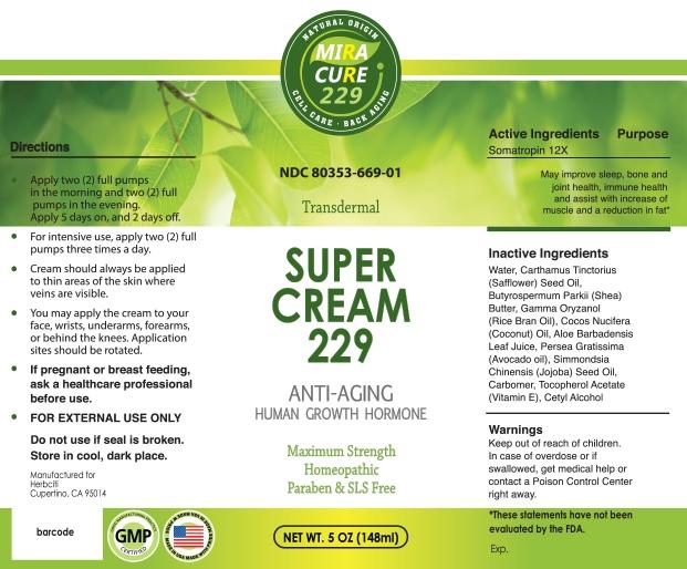 Super Cream 229