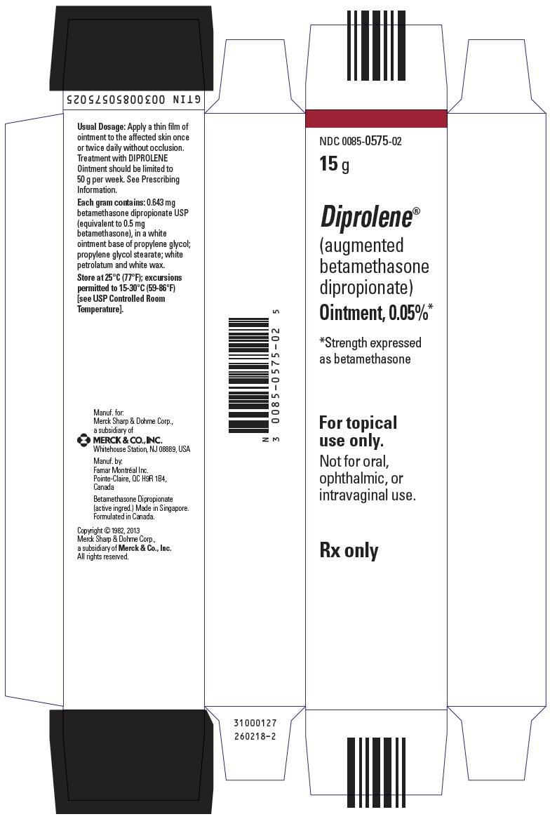 PRINCIPAL DISPLAY PANEL - 15 g Tube Box