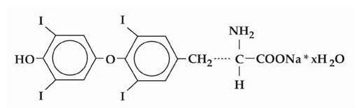 levothyroixe molecule