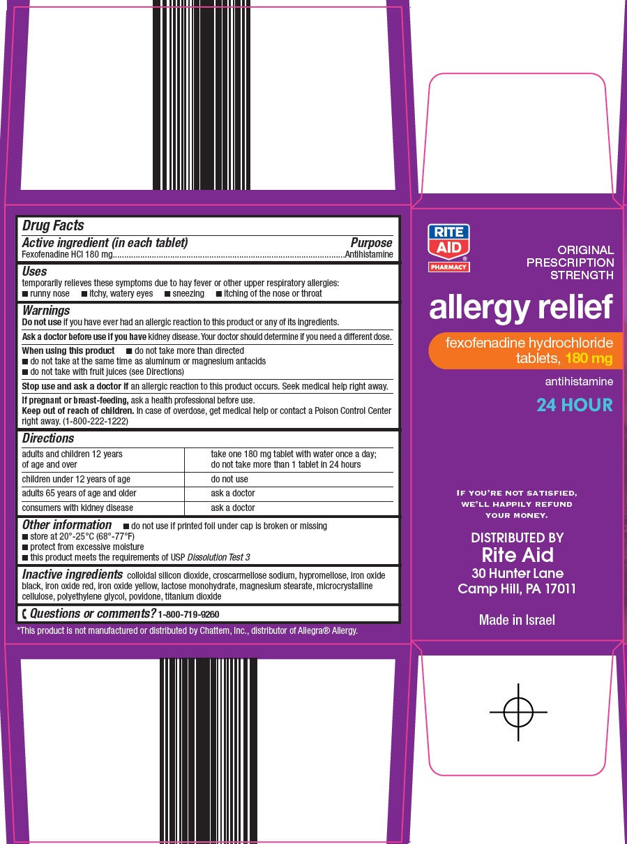 Allergy Relief Carton Image 2