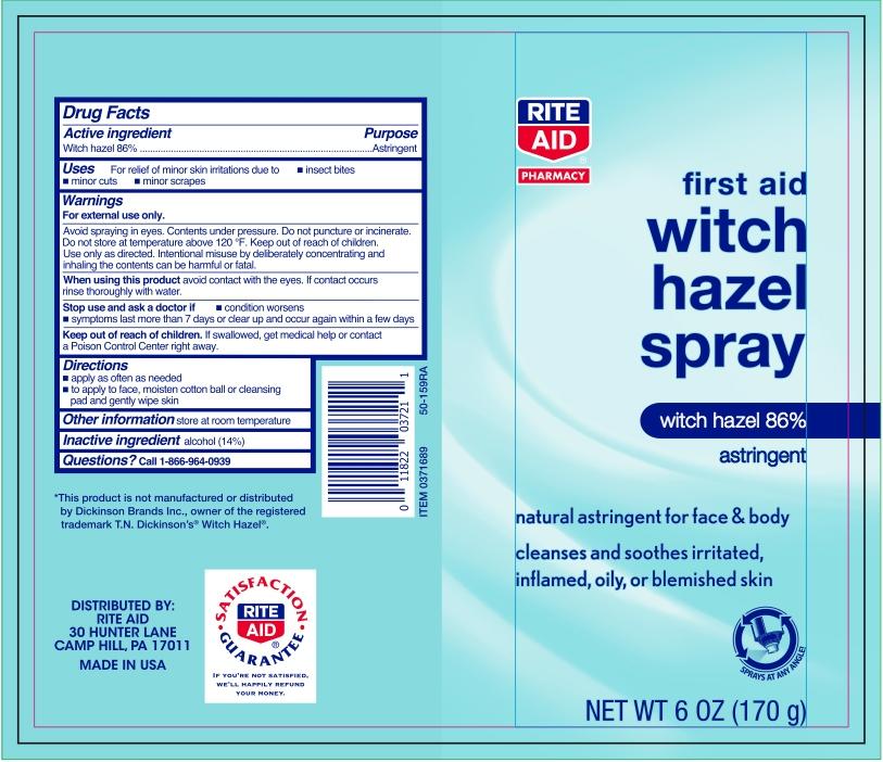 Rite Aid_Witch Hazel Spray_50-159RA.jpg