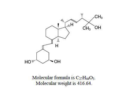 Paricalcitol Formula