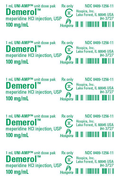 PRINCIPAL DISPLAY PANEL - 100 mg/mL Ampule Dose Pak