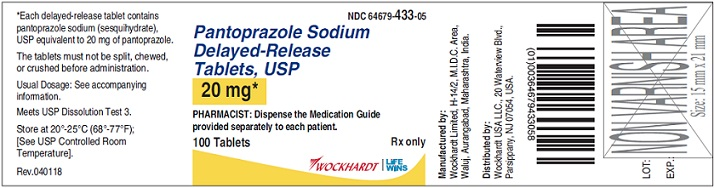 Label-20 mg-100T