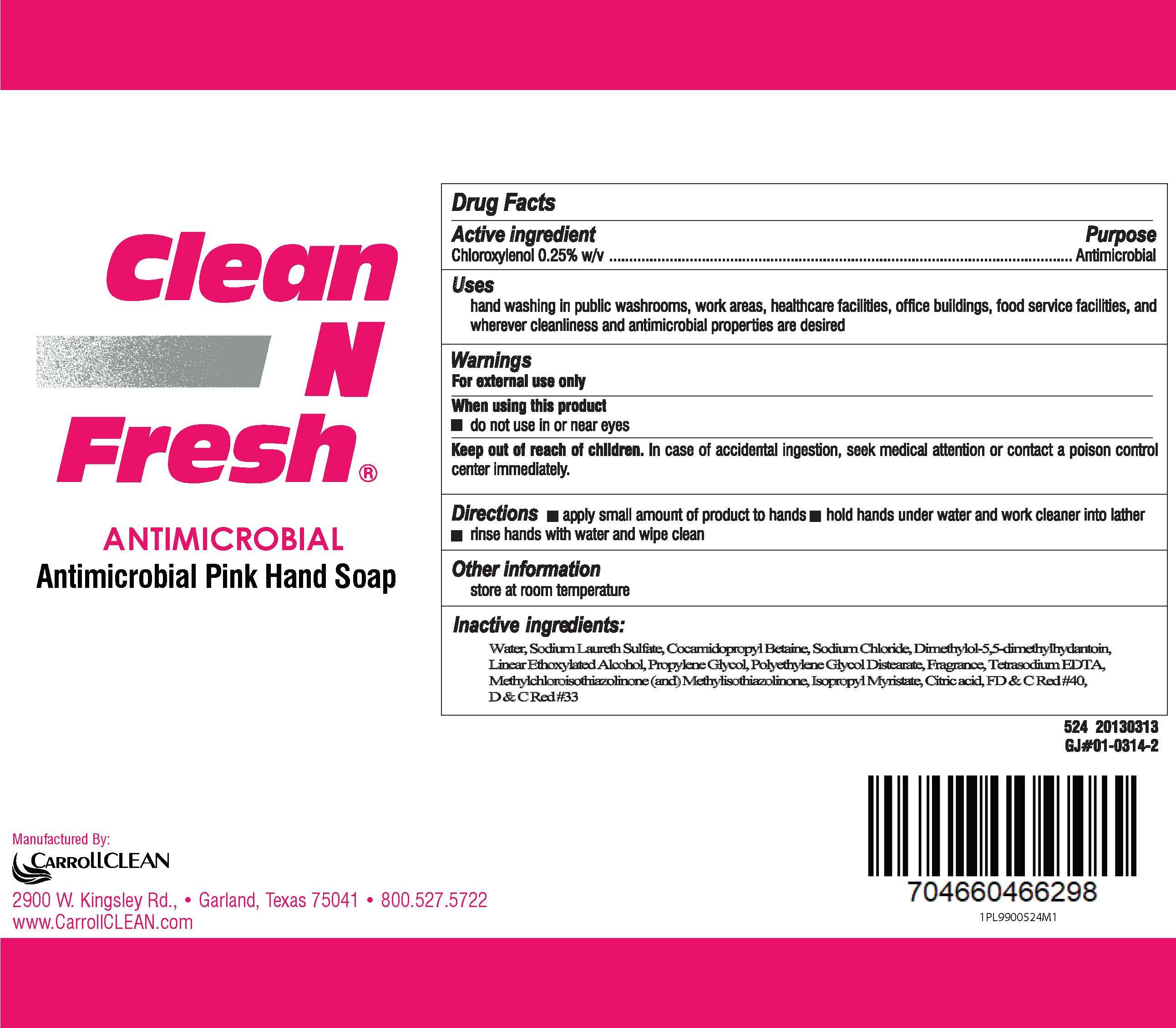 Clean n Fresh