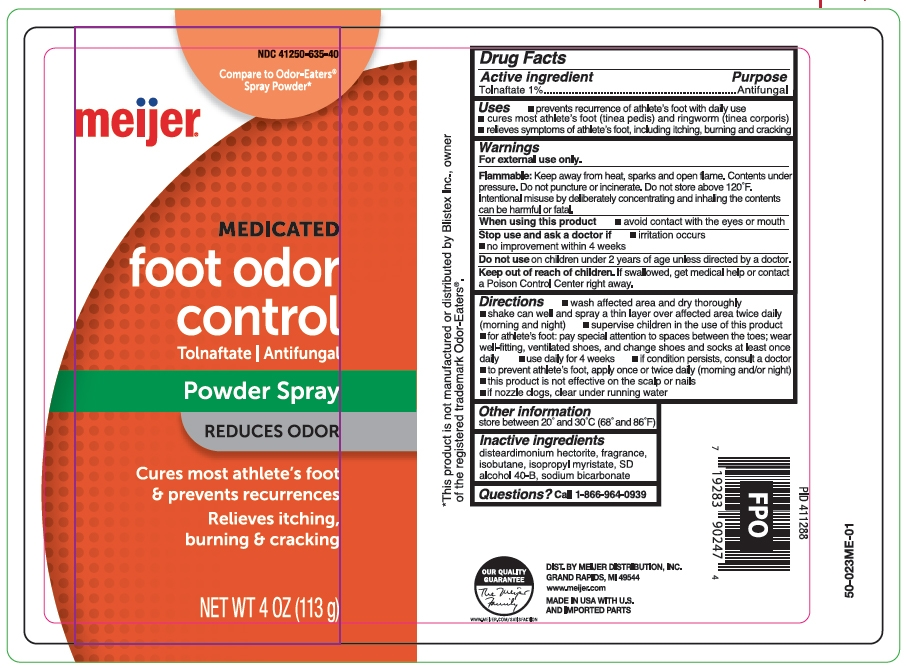 foot odor control powder spray