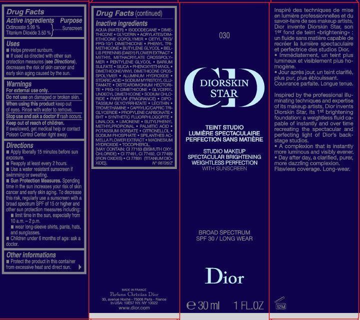 Dior Skin Star 030
