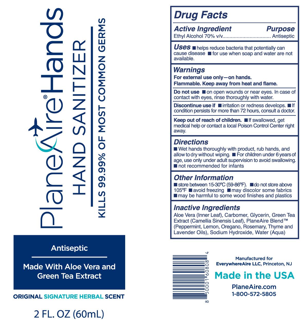 PAH Label 80335-104-02