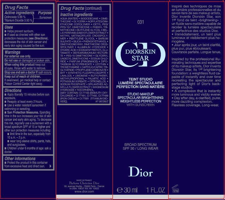 Dior Skin Star 031