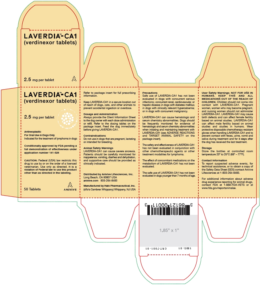 PRINCIPAL DISPLAY PANEL - 2.5 mg Tablet Bottle Label